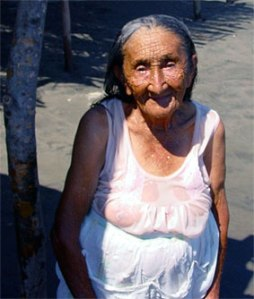 old-woman-on-beach